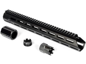 Gibbz Arms G10 LITE Free Float Hand Guard - 15""