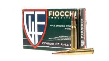 Fiocchi Shooting Dynamics .30-06 Springfield 165gr Pointed Soft Point (PSP) Ammunition -  20rd Box