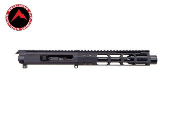 """FOXTROT MIKE FM PRODUCTS AR-15 9MM Complete Side Charging UPPER - 7"""" (Rainier Arms Exclusive)"""