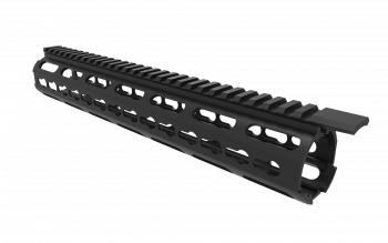 Schmeisser AR15 2 Piece Drop-In KeyMod Handguard (Contract Overrun)