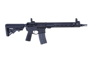 "Sons of Liberty Gun Works M4-Exo2 5.56 Rifle - 13.7"" (Pinned)"