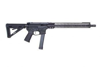 Quarter Circle 10 Ranger (GSF) Rear Charging Rifle 9mm - 16""