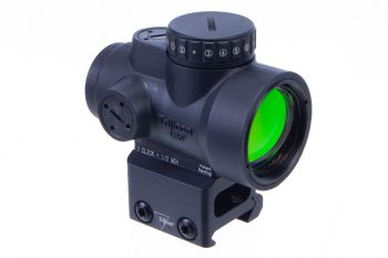 Trijicon 1x25MM MRO HD 2.0 MOA Adjustable Red Dot Sight - Full Co-Witness