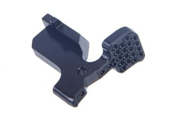 Forward Controls Design AR-10 ABC/R Augmented Bolt Catch/Release Non-Offset Upper Paddle - Dimpled