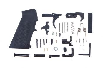 White Label Armory AR-10 Lower Parts Kit - Complete
