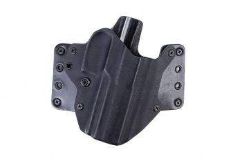 BlackPoint Tactical Leather WING Holster - Sig Sauer P320 Full Size