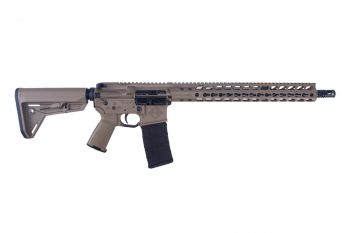 "Tactical Edge Arms Warfighter Grunt 5.56 NATO Carbine Rifle - 16"" FDE"