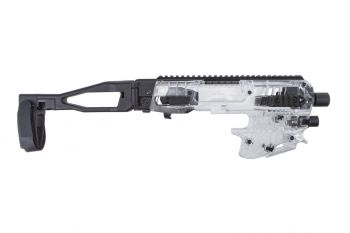 CAA Micro Conversion Kit (MCK Stabilizer) Polymer80 - Clear