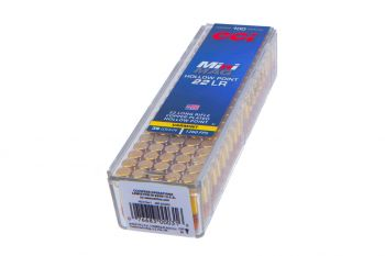 CCI Mini Mag 22LR 36gr Copper-Plated Hollow Point Ammunition - 100rd Box