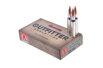 Hornady Outfitter .308 Win 165gr GMX Lead Free Ammunition - 20rd Box