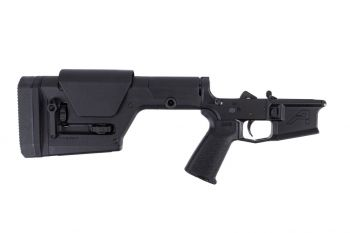 Aero Precision M4E1 Complete Lower Receiver w/ Magpul MOE Grip & PRS Stock - Black