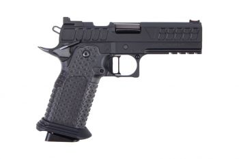 Atlas Gunworks Nyx Alpha 9MM Tactical Pistol - Black