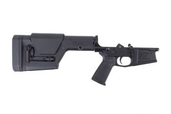 Aero Precision M5 Complete Lower Receiver w/ Magpul MOE Grip & PRS Stock - Black