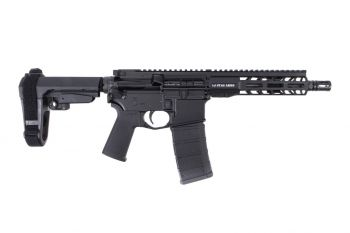 """Stag Arms Stag-15 300BLK M-LOK Pistol - 8"""""""