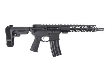"Battle Arms Development Workhorse 5.56 NATO Pistol - 10.5"" Anodized Black"