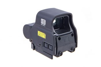 EOTech EXPS2-0 Holographic Sight w/ QD Lever – Black