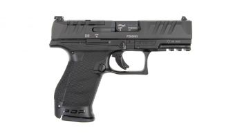 """Walther PDP Compact Optic Ready 9mm Pistol - 4"""""""