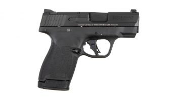 Smith & Wesson M&P Shield Plus 9mm Pistol w/ Manual Safety - 13rd