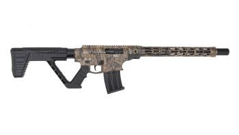 "Armscor / Rock Island Armory VR80 12 Gauge Shotgun - 20"" Timber Camo"