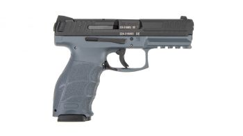 Heckler & Koch (H&K) VP9 9mm Pistol - 17rd Grey