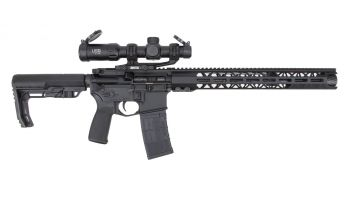 ZRO Delta Range Ready .223 Wylde Rifle w/ US Optic TS-8X Scope - 16""