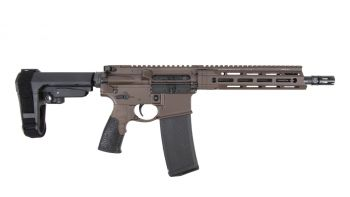 "Daniel Defense M4 V7 5.56mm Pistol - 10.3"" Brown"