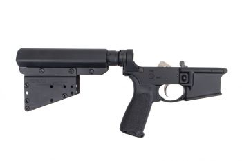Primary Weapons Systems MK1 MOD 1/PRO AR-15 Complete Pistol Lower Receiver