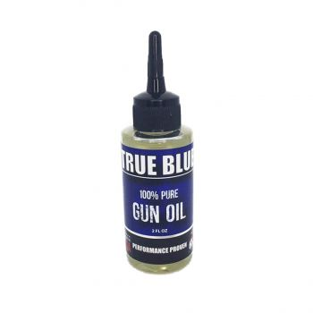 TRUE BLUE Gun Oil - 2 oz