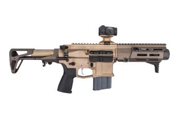 "Maxim Defense MDX 505 PDX SBR - 5.5"" FDE"
