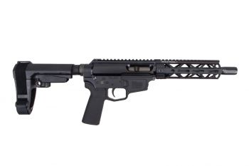 """New Frontier Armory C-5 Side Charging 9MM Pistol - 8"""""""