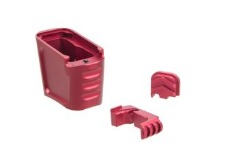 Tyrant Designs Glock 43 Enhancement Package - Red