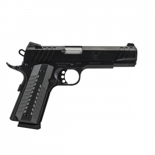 "Devil Dog Arms DDA-1911 Standard Pistol - 5"" Black"