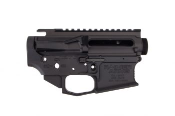 Rainier Arms AR-15 UltraMatch Billet Upper & Ambi Lower Combo Set - MOD 3
