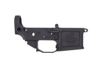San Tan Tactical STT-15 Ambi Lower Receiver w/ Logo 45 Safety