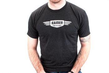 Rainier Arms Tactical Rifles T-Shirt Vintage Black