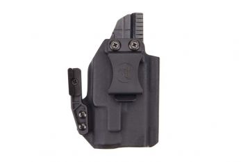 ANR Design RMR APL Appendix IWB RH Holster with Polymer Claw For Glock 19 - Black