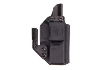 ANR Design RMR Appendix IWB RH Holster with Polymer Claw For Glock 19 - Black