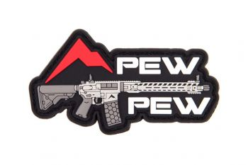 Rainier Arms Limited Edition RUC Pew Pew Patch