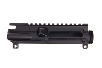 Aero Precision AR15 Stripped Upper Receiver Black Anodized