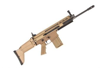 "FN SCAR 17S Rifle 308WIN 16"" FDE 20RD"