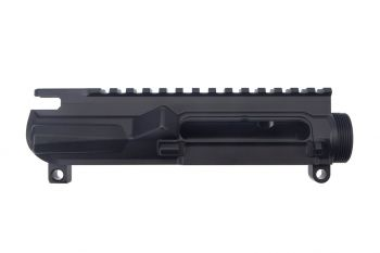 Aero Precision M4E1 AR-15 Threaded Stripped Upper Receiver - Black