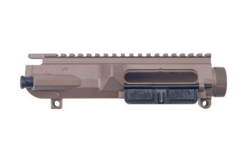 Aero Precision M5 Threaded Assembled Upper Receiver - FDE Cerakote