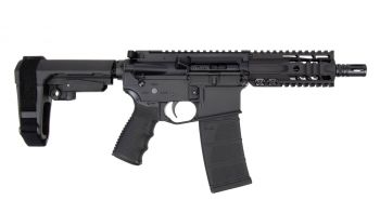 Andro Corp Industries Micro Intrepid MOD 0 Base Plus 300BLK Pistol - 6""