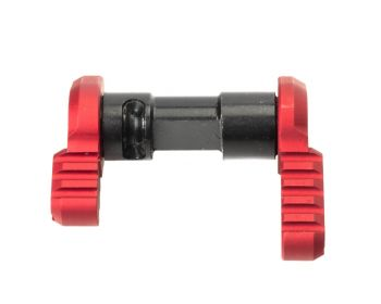 Armaspec AST90 - 90 Degree Full Throw Safety Selector - Red