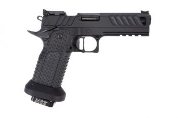Atlas Gunworks Hyperion Alpha 9mm Tactical Pistol - Black