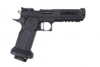 Atlas Gunworks Nemesis Alpha 9mm Tactical Pistol - Black