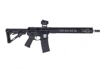 Barrett REC7 DI Fighter 5.56 NATO Rifle w/ Vortex Crossfire - 16""