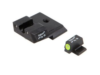 Trijicon M&P HD Night Sight Set-Yellow Front Outline