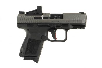 Canik TP9 Elite SC 9mm Pistol w/ Shield SMS2 Red Dot
