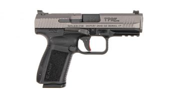 Canik TP9SF Elite 9mm Pistol w/ Fiber Optic Sights - 10rd